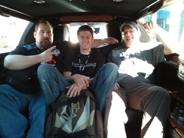 Matt Siltala - Greg Lindblom - James Zolman - Pubcon Vegas 2011