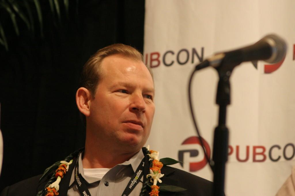 Brett Tabke Pubcon Paradise 2012
